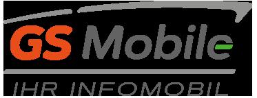 GS-Mobile · Infomobil mit e-Antrieb · Promotionfahrzeuge